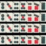 Mah-jong divinatoire : Significations des Cercles