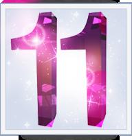 Nombre Actif 11
