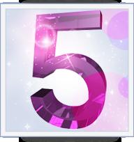 Nombre Actif 5