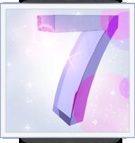 Nombre Actif 7
