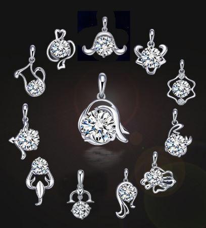 superbe-pendentif-zodiaque-plaque-argent-et-cristal
