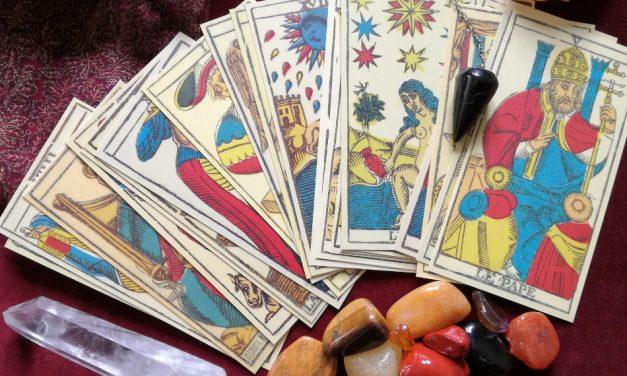 Podcast 1/5 – Tirages en 3 cartes avec le tarot d'Oswald Wirth