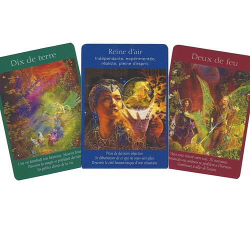 Tirage 3 cartes Tarots des Anges