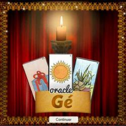 Tirage gratuit de l'Oracle Gé