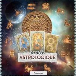 Tirage Gratuit de l'Oracle Astrologique
